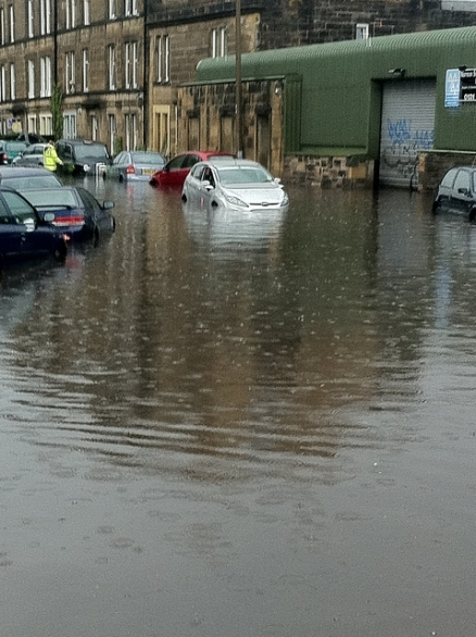 balcarres flood